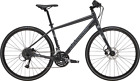 2019 CANNONDALE QUICK DISC 4 HYBRID BIKE LARGE GRAPHITE CHARCOAL SILVER