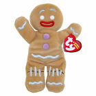 TY Beanie Baby - GINGY the Gingerbread Man (Shrek the Halls DVD Exclusive) MWMTs