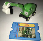 Take Along N Play Diecast Thomas the Train Alfie Excavator With Card