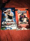 2014 BOWMAN and Topps CHROME SEALED HOBBY BOX 1 AUTO CARD GAROPPOLO,BECKHAM ??