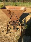 Massey Ferguson 721 fertiliser spinner Spreader Broadcaster Original Untouched