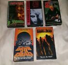 Zombie VHS Lot Night Of The Living Dead Dawn Of The Dead I Zombie