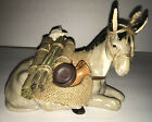 2005 Nativity Set Members Mark Model  NF0383 REPLACEMENT DONKEY
