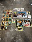 1989 Topps New Kids On The Block Stickers cards 100 Plus Cards