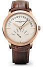 Vacheron Constantin Patrimony Bi-Retrograde 18k Rose Gold Watch Box/Papers 86020