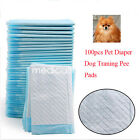 100pc Puppy Pet Potty Training Pee Indoor Toilet Dog Pad Mat Supply House Home