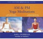 Gael Chiarella - AM/PM Yoga Meditations [New CD]