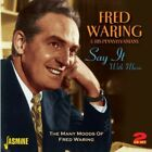 Fred Waring - Say It with Music [New CD]