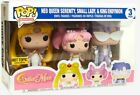 Funko Pop! Animation Sailor Moon Hot Topic Exclusive 3 Pack