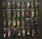 32 DIFFERENT 54MM MARINE CORPS MINIATURE FIGURES - USMC - SEA SOLDIERS