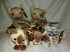 Beanie Baby Cats: Silver, Snip, Scat, Scat, Pounce Mint Condition! See details.