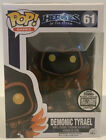 Funko Pop Heroes Of The Storm Demonic Tyrael Blizzard 2015 Exclusive Protector