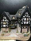 David Winter Cottages Tudor Manor The Landowners Collection Mint Coa Boxed Nice
