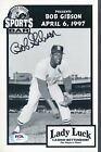 Bob Gibson Cards, Rookie Card and Autographed Memorabilia Guide 25