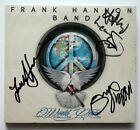 FRANK HANNON BAND World Peace CD TESLA guitarist AUTOGRAPHED