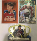 Peter Forsberg Cards, Rookie Cards and Autographed Memorabilia Guide 12