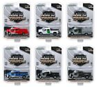 DUALLY DRIVERS SERIES 3 SET OF 6 TRUCKS 1 64 DIECAST CARS BY GREENLIGHT 46030