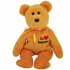 TY Beanie Baby - FRIEDRICH the Bear (I Love Deutschland - Germany Excl) (8.5 in)