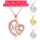 Valentines gift for WomenNew Mom Birthday Gifts Mothers Day Pendant Necklace