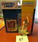 STARTING LINEUP EXTENDED 1994 BARRY BONDS #37