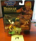 STARTING LINEUP 1998 HEISMAN COLLECTION DESMOND HOWARD #19