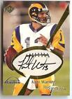 1999 COLLECTOR'S EDGE PRO SIGNATURES KURT WARNER AUTO 277 500!!