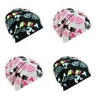 Winter Double Knit Wool Warm Cap Parent child Hat Windproof Breathable Cycling