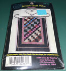 Cross My Heart Amish Quilt Kit Four Patch 1993 CSK 268