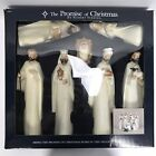The Promise of Christmas 7 pc Large Nativity Set by Robert Stanley 2018