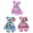 TY Beanie Babies - Set of 3 Show Exclusive Teddy Bears (BUBBLY, FIZZ