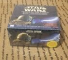 Star Wars Attack of the Clones widevision card box sealed, Star Wars cards