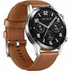 HUAWEI Watch GT 2 Classic 46mm braun Bluetooth Smartwatch für Android