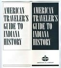 AMOCO American Traveler's Guide to Indiana History 1966 American Oil Company