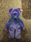 TY The Beanie Buddies Collection  EMPLOYEE BEAR NWT