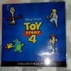 Disneys Toy Story 4 Pin Set Disney Movie Club Exclusive