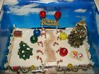 Lemax Candy Cane Lane - NEVER taken from Box -Lighted Village    **NEW  PRICE**