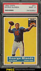 1956 Topps Football George Blanda #11 PSA 9 MINT (PWCC)