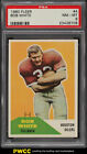 1960 Fleer Football Bob White ROOKIE RC #4 PSA 8 NM-MT (PWCC)
