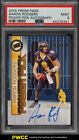 2005 Press Pass Power Pick Aaron Rodgers ROOKIE RC AUTO 250 PSA 9 MINT (PWCC)