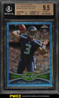 2012 Topps Chrome Football Blue Wave Refractor Checklist and Guide 12