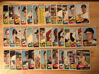 1965 Topps Lot 40 Different Low Grade See Pics All Different Large Lot