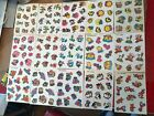 Vintage TREND Stinky Stickers 1980s Scratch  Sniff 15 sheets 180 stickers