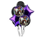 9pc Fortnite Balloon Bouquet New Fortnite birthday party decorations supplies