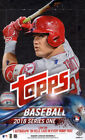 2018 TOPPS SERIES 1 BASEBALL HOBBY BOX FACTORY SEALED NEW