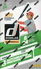 2019 PANINI DONRUSS BASEBALL HOBBY BOX FACTORY SEALED NEW