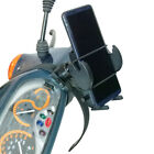 Adjustable Scooter Moped Collar Phone Mount for Samsung Galaxy S20 Plus