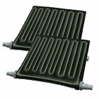 2 Pack GAME 4527 SolarPro XB2 Aboveground Swimming Pool Solar Heater
