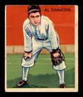 Top 10 Al Simmons Baseball Cards 29