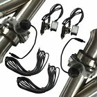 2PCs 25 Mannal Electric Exhaust Catback Downpipe Cutout E Cut Out Valve System