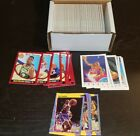 1991-92 Fleer Basketball Card Set Series 1 + Rookie Sensations + Pro-Vision Set